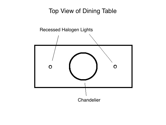 Lighting Tips Dining Room
